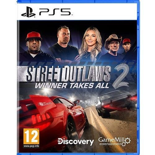 Street Outlaws 2 Winner Takes All PS5 Game